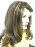 Long Wig Right-side View